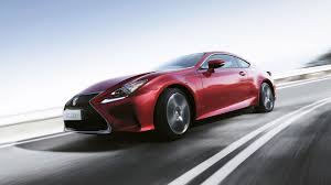 lexus sports car uk lexus rc sports coupé lexus uk