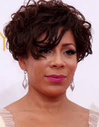 short hairstyles for curly hair over 50 hair style and color for