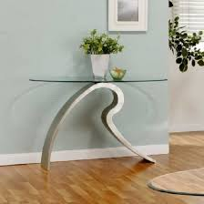 Glass Console Table Signature Glass Console Table 9315 Furniture In Fashion