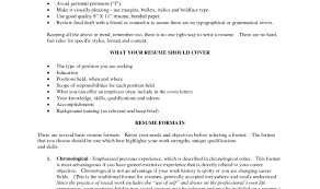 what should a cover letter for a resume include ideas of should i