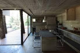 concrete interior design architecture concrete home designs with concrete built in dining