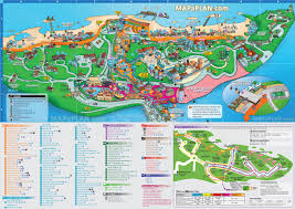 Universal Studios Orlando Interactive Map by Singapore Maps Top Tourist Attractions Free Printable City