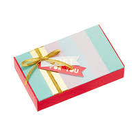 gift card holder gift card holders gift card boxes the container store