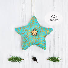 sewing pattern ornament patterns fabric