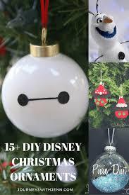 disney ornaments 15 simple diy journeys with jenn