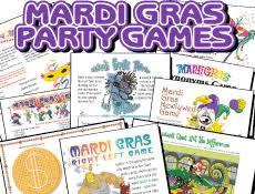 mardis gras party ideas mardi gras party