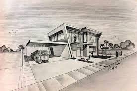 house architecture design sketch nyfarms info