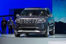 2016 ford explorer platinum trim level performance interior