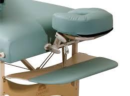 Oakworks Nova Massage Table by Wooden Portable Massage Table Arm Rest Sh