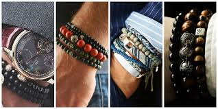 mens bracelet fashion images The best men 39 s bracelets that ooze cool the trend spotter jpg