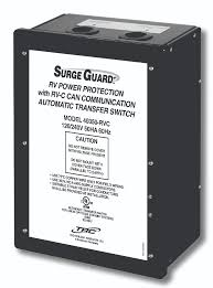 surge guard rvc compatible ats with full rv power protection
