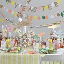 Easter Garlands Decorations by Hoppy Easter Decorations The Crafty Mommy