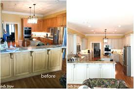 kitchen cabinet redo full size of painted kitchen cabinets before