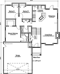 Split Level Homes Plans Modified Split Level Home Plans All Pictures Top