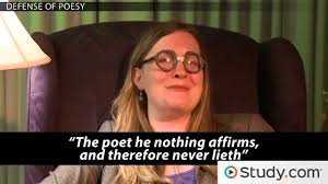 Examples Of Literary Criticism Essays Philip Sidney And The Defense Of Poesy Video U0026 Lesson Transcript