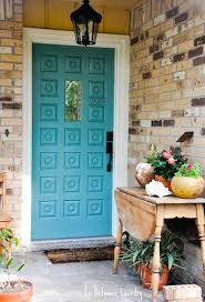 door paint color home design entry