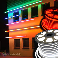 solid apollo led introduces neon led strip light bringing