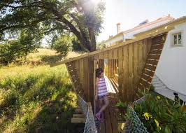 Real Treehouse Casa No Muro Is A Treehouse Built On A Wall Instead Of A Tree