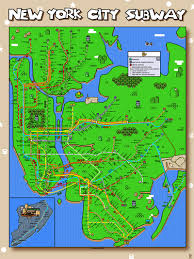 Ithaca New York Map by And Now An 8 Bit Super Mario Version Of The New York City Subway