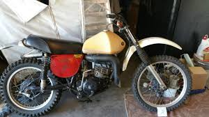 1976 honda 250 motorcycles for sale