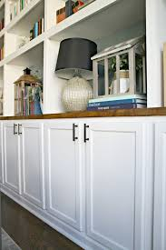how to build custom base cabinets how to create custom built ins with kitchen cabinets
