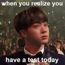 Baby With Fist Meme - when my fist lecture is at 8 30 bts pinterest bts 30th and