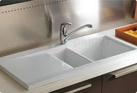 Ingenious Inspiration Ideas White Kitchen Sinks Astonishing - White enamel kitchen sinks