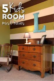 Kids Room Table by 5 Things I Want For My Kids U0027 Rooms Hands On As We Grow