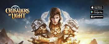 crusaders of light best class crusaders of light mmorpg introduces new paladin class in major
