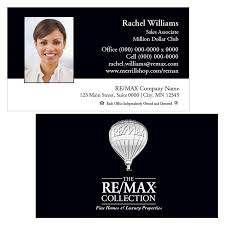Merrill Business Cards The Re Max Collection Business Card 1000 Shop Re Max