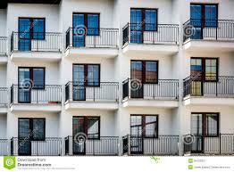 multifamily house multi family house exterior stock image image 34102321