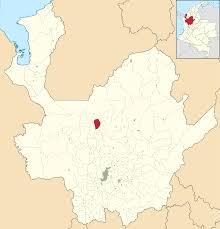 Toledo Map Toledo Antioquia Wikipedia