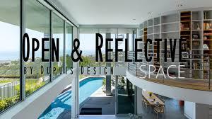 architecture spotlight 24 open u0026 reflective space by dupuis