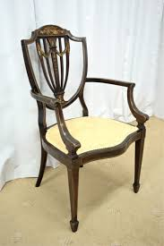 Edwardian Bedroom Furniture by Edwardian Inlaid Bedroom Chair Antiques Atlas