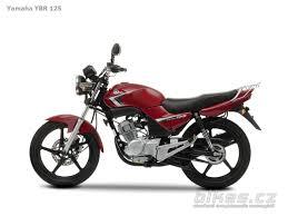 yamaha ybr 125 2011 názory motorkářů technické parametry