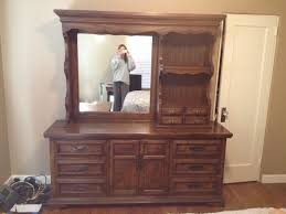 amazing teak wooden bedroom vanities mirror with shelves also