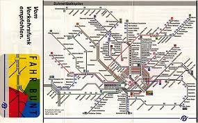 My Subway Map by Frankfurt Subway Map My Blog