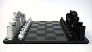 Futuristic Chess Set Cool And Creative Chess Sets Giving A New Dimension To The Classic