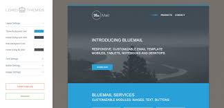 65 best responsive html email templates weelii