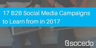 Marketstar Help Desk 17 B2b Social Media Campaigns To Learn From In 2017 Socedo Blog