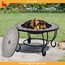 Bbq Tables Outdoor Furniture by Outdoor Round Bbq Table Fire Pit Buy Round Bbq Table Fire Pit