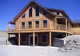 about paramount log homes