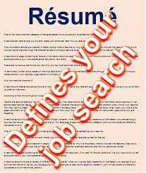 What Is An Resume