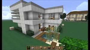 minecraft let u0027s build 16x16 modern house youtube