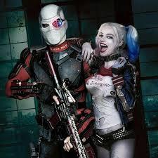 Size Harley Quinn Halloween Costume 6 Movie 2016 Squad Harley Quinn Costume Women