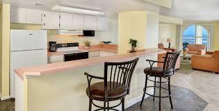 2 Bedroom Suites In Daytona Beach by Daytona Beach Accommodations El Caribe Resort