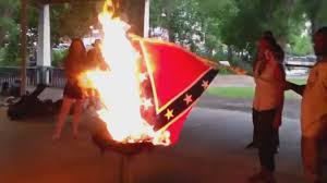 Burning Red Flag Fourth Degree Arson For Burning A Flag Tom Liberman