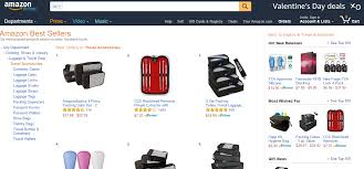 Amazon Travel Accessories Advertising And Marketing Blog By Storeya