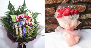 edible boquets 5 of the best edible bouquets you can find in singapore d working