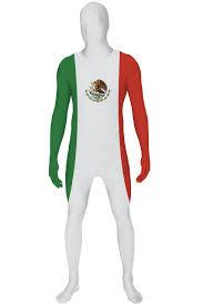 morphsuits spirit halloween mexican flag morphsuit ragstock